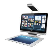 HP bryter ned barrierene mellom den digitale og fysiske verden med Sprout by HP og 3D-utskrift med HP MultiJet Fusion