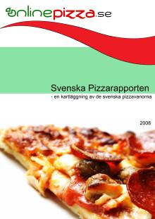 Svenska Pizzarapporten 2008