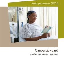 Nationella cancerstrategin börjar visa resultat