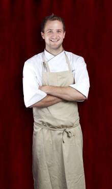 Halmstadskock representerar Sverige i matlagningsregattan San Pellegrino Cooking Cup