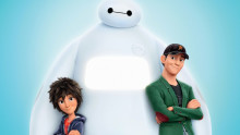 Disneys Big Hero 6, Taken 3 og dramaserien Scandal på Viaplay