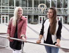 Handbollslaget IFK ger nöjda invånare