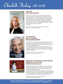 Böcker av eller om Annie Lööf, Lars Leijonborg, Birgit Nilsson, Larry Leksell och Lars Wohlin i vårutgivningen