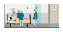 Svenska sensorer hindrar smittspridning i Abu Dhabi, Sharjah och Dubai