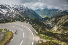 Ride the Alps: Freie Fahrt für Velofahrer auf vier Schweizer Pässen