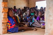 Barn allt oftare måltavlor i konflikter