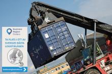 Örebroregionen klättrar till andra plats på nationell logistikranking!