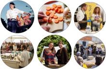 Gastronomisk stjärnkavalkad, matsvinns-cook-a-long, schnippeldisco och heta trender i Skånes Matfestivals fullmatade program