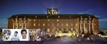 Clarion Hotel Post invigs av svenska toppartister och ljusshow i världsklass