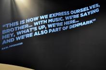 En hybrid mellem et moderne museum og et pulserende kulturhus