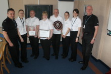 Adult Volunteers Rewarded by Police Scotland