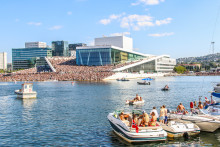 Lonely Planet kiest Oslo als 'must visit' in 2018