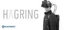 VR-glasögon med Basler Dart-kamera visualiserar byggnader innan de är byggda