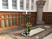 Slow-TV från S:t Johannes kyrka i Malmö