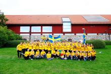 Från Sverige sponsrar Ultuna Landskamp 2019