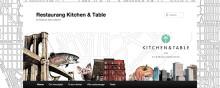 Kitchen & Table, by Marcus Samuelsson startar blogg!