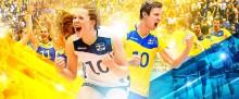 Högklassig volleyboll till Umeå