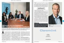 Claremont i Affärsvärlden