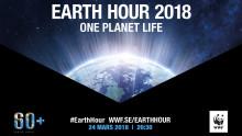 Örebro släcker för klimatet – Earth Hour den 24 mars