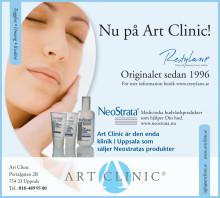 Art Clinic - annons dagspress