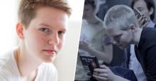 Peter lager film om å være ikke-binær