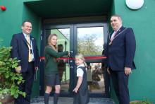 Applegrove pupils unveil £4.5 million refurbishment