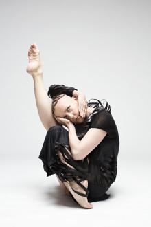 Virpi Pahkinen en av vår främsta koreografer och dansare