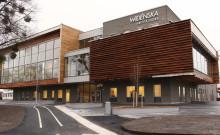 Invigning av Widénska gymnasiets nya lokaler den 15 februari