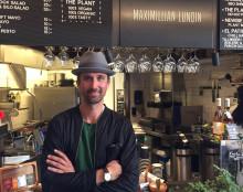 Maximillian Lundins restaurang The Plant KRAV-märks