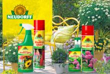 Neudorff håller dina växter starka från ohyra utan bekämpningsmedel