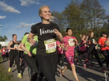 Över 16 000 tjejer springer på Norra Djurgården i dag och i morgon