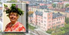 Ersta Sköndal Bräcke högskolas första hedersdoktor utsedd