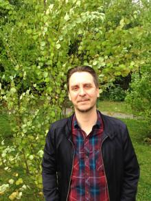 Peter Björkman tilldelas Bengt Hjelmqvists pris