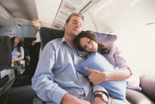 Etiquette im Flugzeug:  Vordersitz-Treter sind am nervigsten