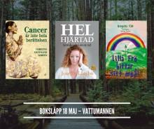 Bokrelease med sommarens läsning!
