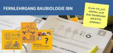 AKTION: Im Juli mit Fernlehrgang Baubiologie IBN starten und Fachliteratur gratis dazu erhalten!