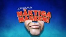 John Houdis Mäktiga Masken - VALRÖRELSENS HUMORISTISKA SANNINGSSÄGARE!
