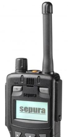 Sepura STP8200 - Ny prisvärd Tetraterminal!