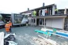 Seks leiligheter er under bygging i Sokndal