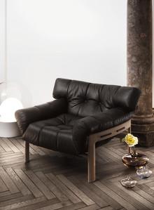 Rosenthal Interieur Produktneuheiten - Lounge Sessel Nephele sowie Riff und Fin