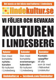 lindekultur.se - det mesta av det bästa med kulturen i Lindesberg