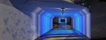 Ungdomar utformar tunnlar för tryggare stadsmiljö