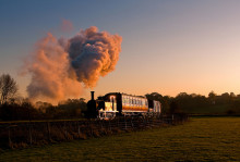 From the age of steam to the age of mobile