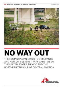 """Mexiko: """"Ingen utväg"""""""