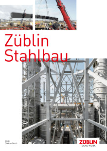 ZÜBLIN Stahlbau GmbH: Steel construction is our passion
