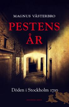 Välkommen på release för ny bok om pestens Stockholm