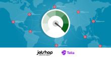 Jetshops mål: Ännu bättre konvertering och ökad kundnöjdhet för e-handlare med kunder utomlands – Ingår samarbete med Telia