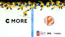 Fira hockeyjulen på C More och TV12