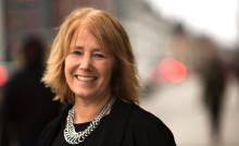 Johanna Frelin tillträder som vd för Riksbyggen
