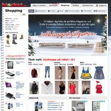 Julrusch på nätet - hälften av svenskarna handlar julklappar på nätet
